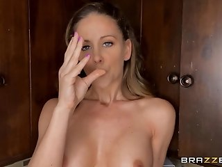 Heart-Stopping Home Alone With MILF Cherie Deville
