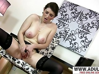 Hungry Mama Tibby Striptease