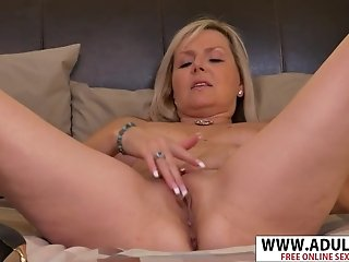Nasty Mature Velvet Skye  Fucks Hard Steamy Dad's Friend